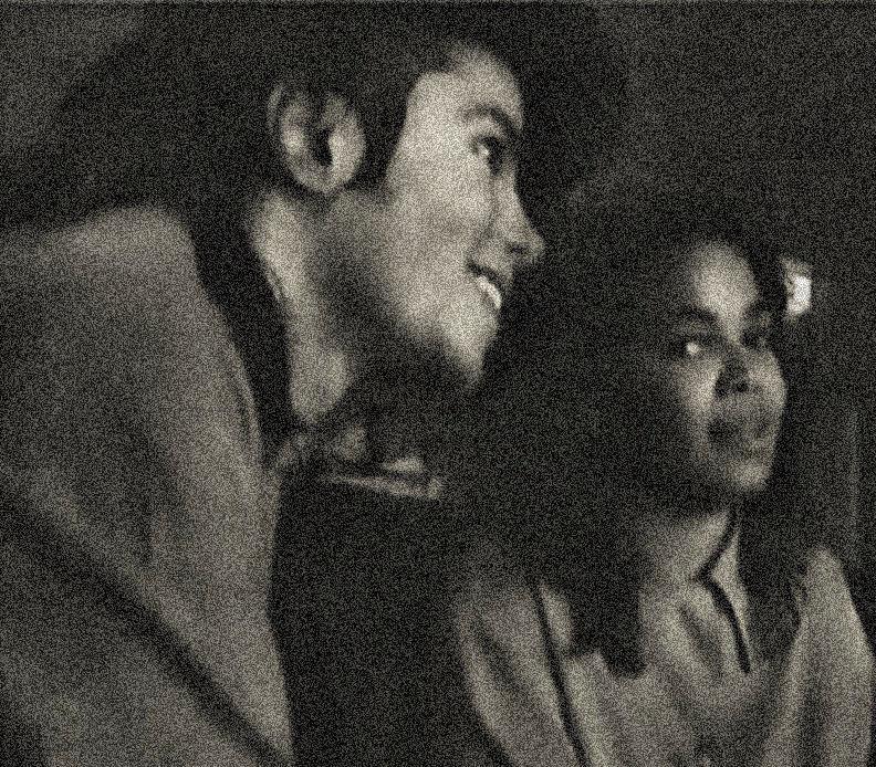 * MICHAEL & JANET *