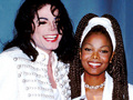 * MICHAEL & JANET * - michael-jackson photo