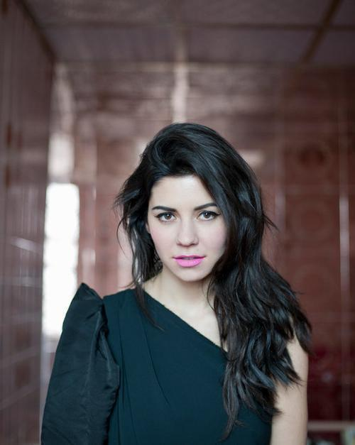 Marina Diamandis Marina and the Diamonds