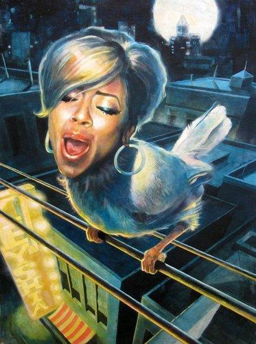 """""""Urban Song Bird"""""""