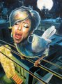 """Urban Song Bird"" - keyshia-cole fan art"