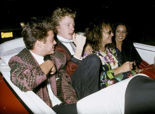 1984 MTV Video Musik Awards - After Party at Hard Rock Cafe - 14th September