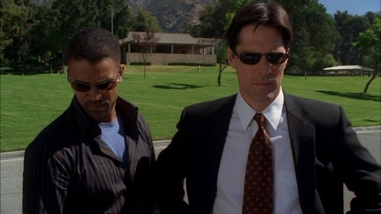 Hotch & morgan