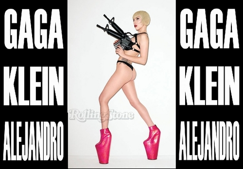 Alejandro/Rolling Stone cover