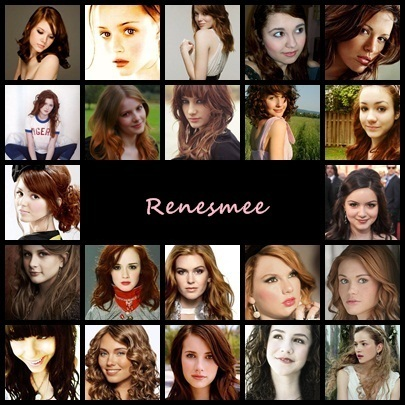 All the girls who I think will be good 17 năm old Nessies