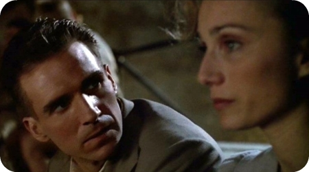 The English Patient wallpaper titled Almasy and Katharine