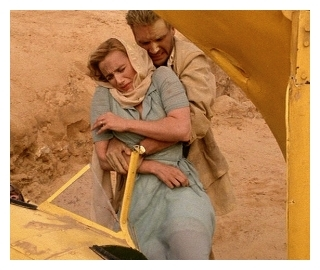 The English Patient wallpaper entitled Almasy and Katharine