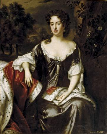 Kings and Queens wallpaper entitled Anne, Queen of Great Britain