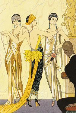 Art Deco Fashion