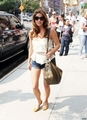Ashley Greene out in NYC  - twilight-series photo
