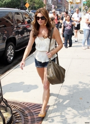 Ashley Greene out in NYC
