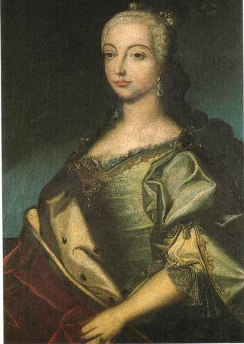Barbara of Portugal, Queen of Spain