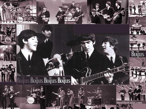 Beatles Обои