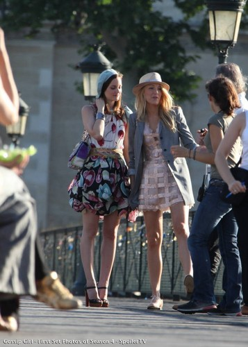 Blake- Gossip Girl - First Set фото of Season 4