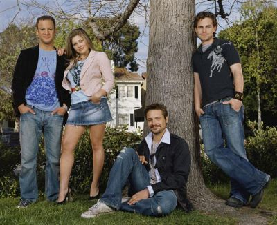 Will Friedle wallpaper entitled Boy Meets World cast picture