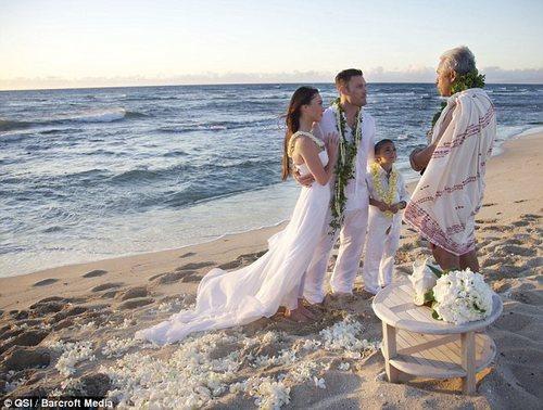 Brian Green's Wedding