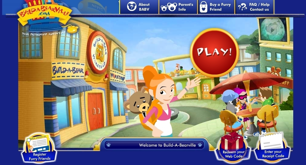 Buildabearville images buildabearville hd wallpaper and for Building builder online