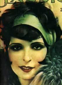 Clara Bow: The Silent Film Flapper