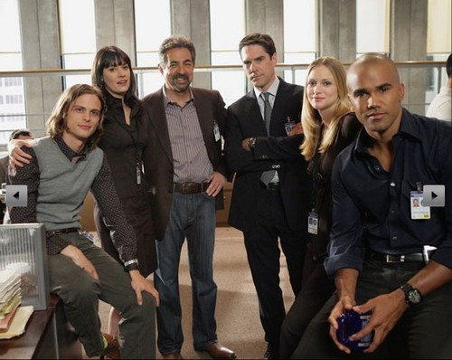 Criminal Minds achtergrond called Criminal Minds Cast