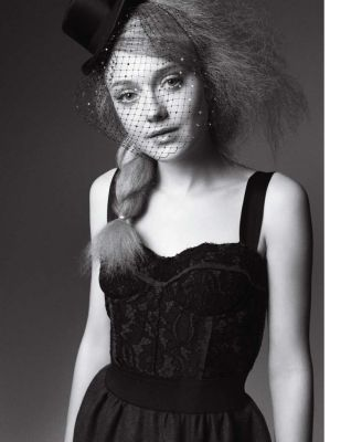 Dakota Fanning - Marie Claire photoshoot - twilight-series Photo