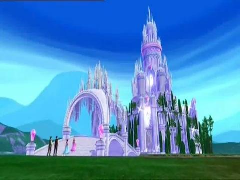 Diamond गढ़, महल