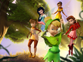 disney - Disney Fairies wallpaper