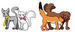 Dogs and Cats  - dogs-vs-cats icon