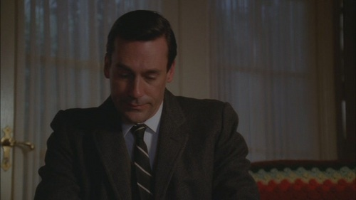 Don Draper - The Grown-Ups - 3.12 - don-draper Screencap