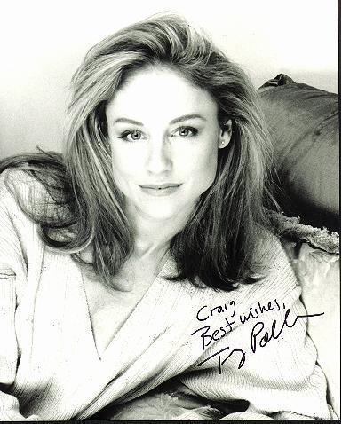 Ellen Reed, Alex's other girlfriend played by Tracy Pollan