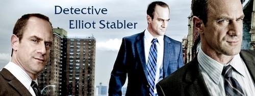 Elliot Stabler Banner