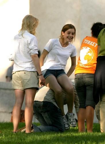 Emma Watson@Brown University