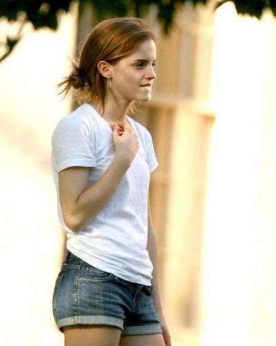 Emma Watson@Brown università