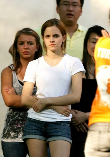 Emma Watson@Brown 大学