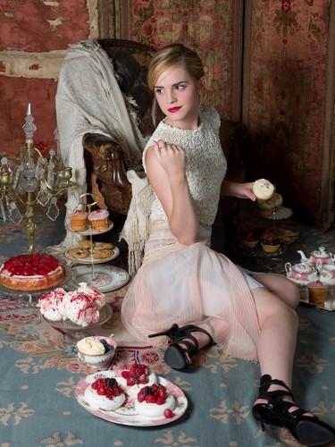 Emma Watson / Zufällig Photoshoot