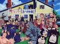 FMA charactres - anime fan art
