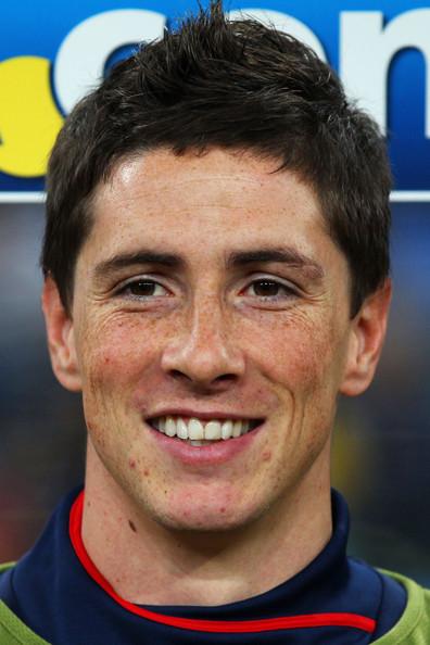 Fernando Torres - Spain (1) vs Germany (0)