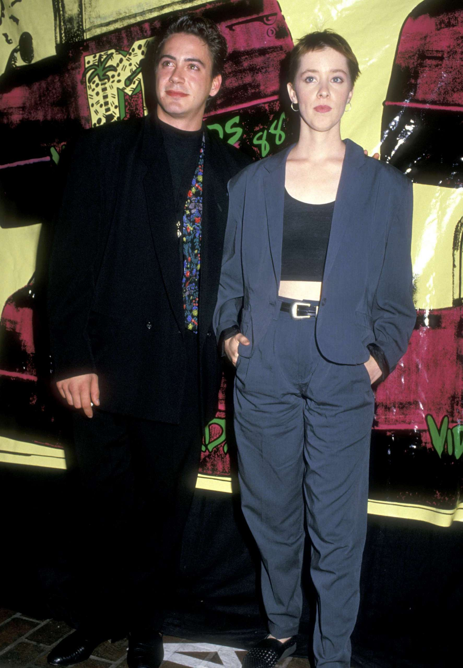 Fifth Annual MTV Video Music Awards - 7th September 1988