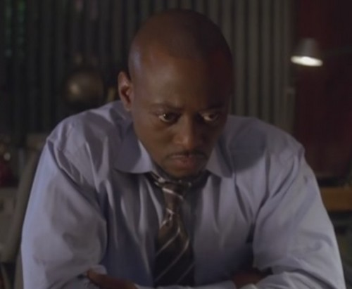 "Foreman in ""the tyrant"""