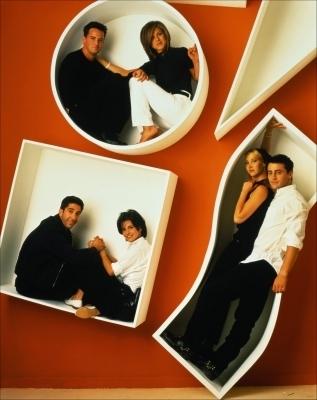 friends Promotional fotografias HQ