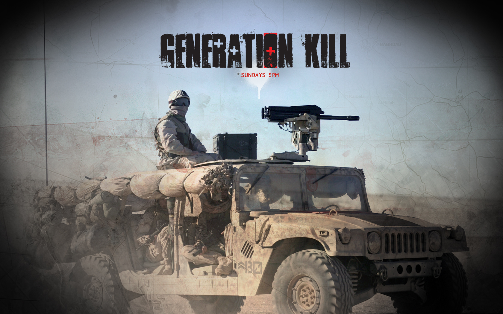 Generation Kill Stream Deutsch