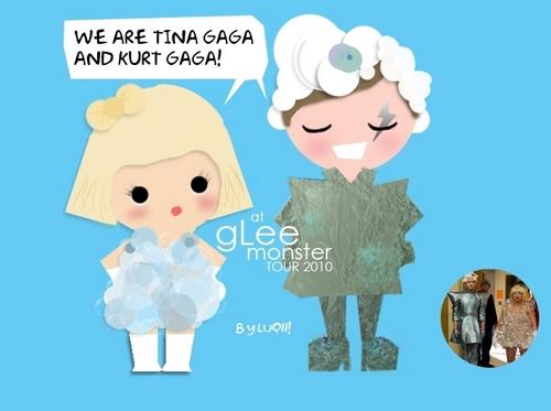 欢乐合唱团 GaGa
