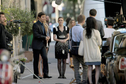 Gossip Girl - Leighton, Ed and Blake - Set 照片