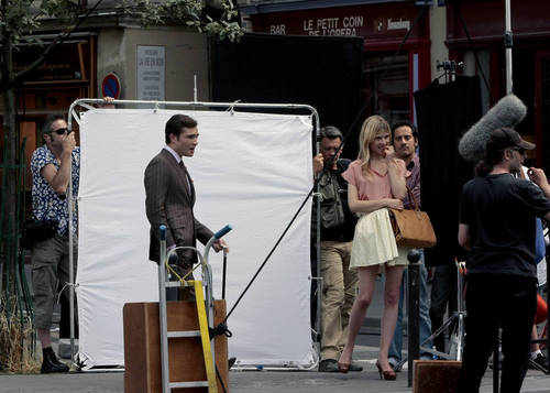 Gossip Girl - New Set 사진 - 6th July