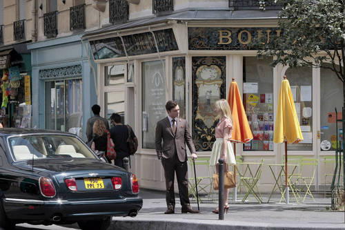 Gossip Girl - New Set photos - 6th July