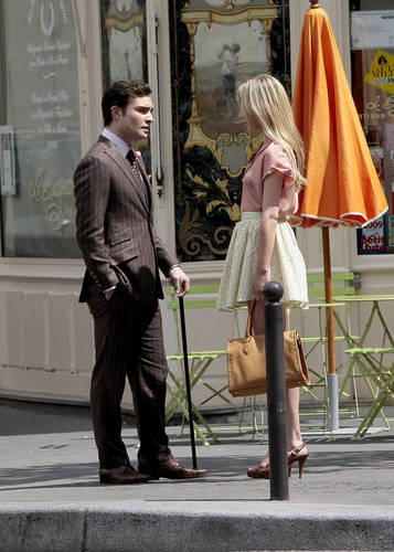 Gossip Girl - New Set foto-foto - 6th July