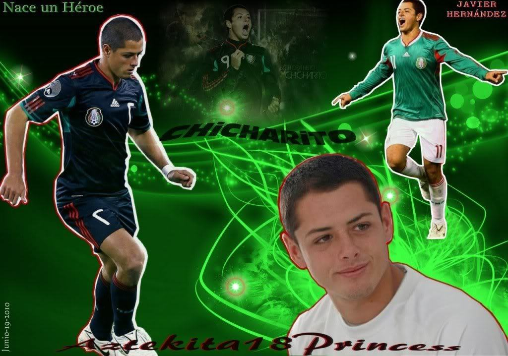 world cup,world cup 2010, South Africa, football, soccer, manchester united wallpaper chicharito