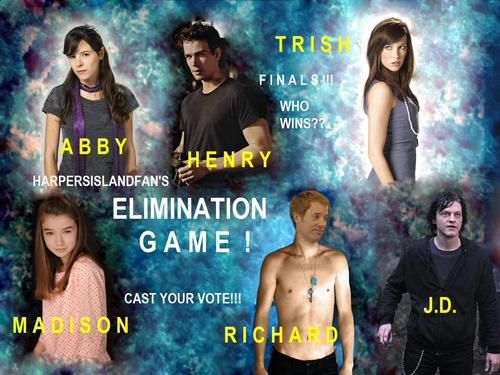 HI Elimintion Game finalists