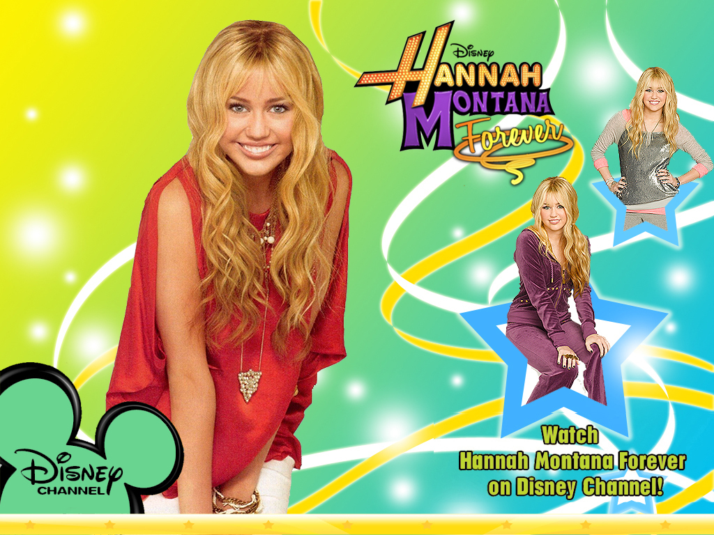 Hannah Montana 4ever EXCLUSIVE wallpapers by dj!!!!!! - hannah-montana wallpaper