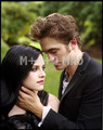 Harper's Bazaar Outtakes - twilight-series photo