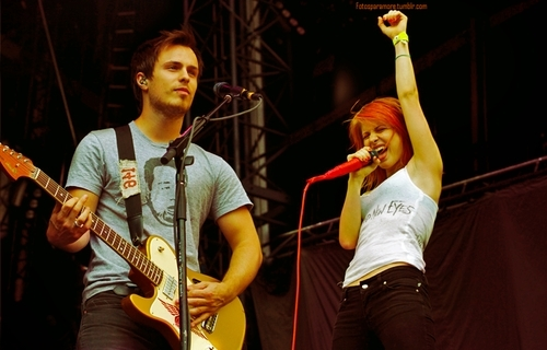 Hayley and Josh live